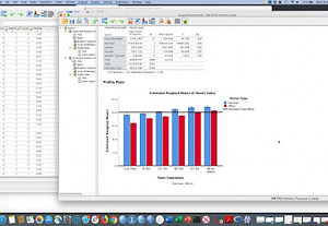 7263خدمات التحليل الإحصائي الأساسية و المتقدمة و إدخال البيانات باستخدام برامج SPSS