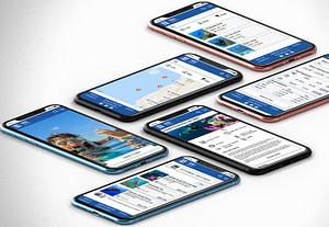 7535تصميم واجهة تطبيقات الجوال (IOS ،Android) أو ويب ( UI Design