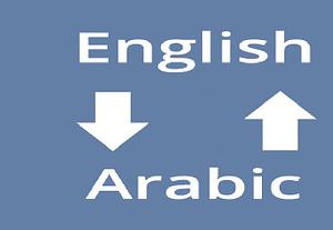 5878ترجمة احترافية و دقيقة من اللغة الإنجليزية للعربية